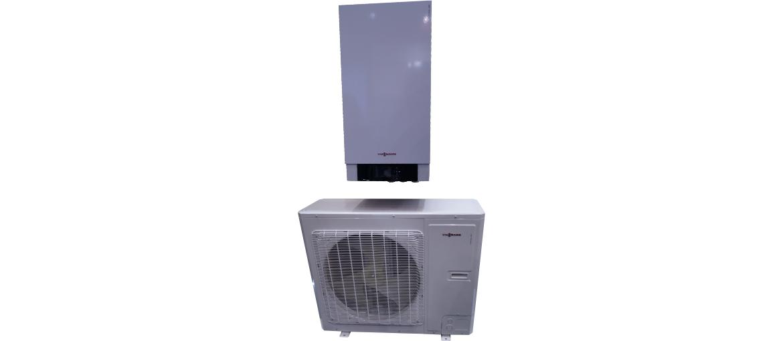 Тепловой насос воздух-вода Viessmann Vitocal 100-S