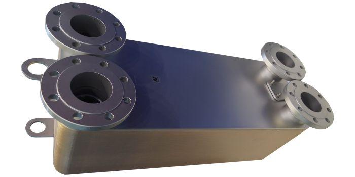 Пластинчатый теплообменный аппарат