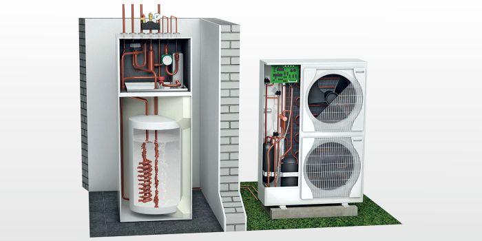 Тепловые насосы - альтернативный источник получения тепла