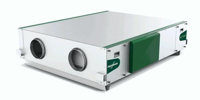 Приточные и вытяжные установки принудительной вентиляции