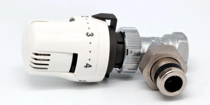 Терморегулятор для радиатора, изменение тепловой мощности