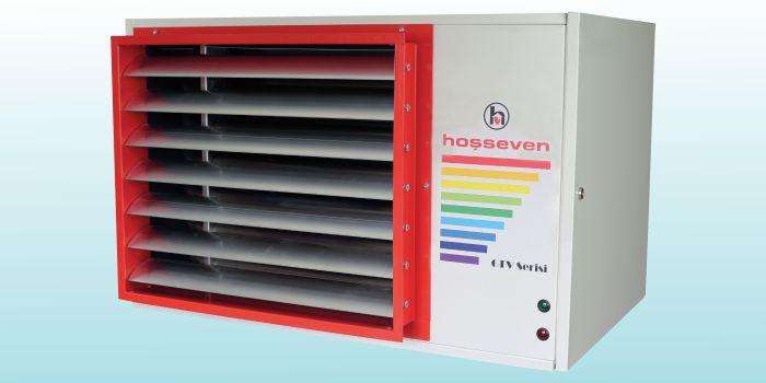 Применение газовых конвекторов для отопления
