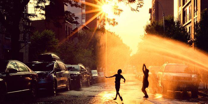 Почему в городах всегда теплее, чем в других местностях