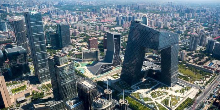 Почему Китай больше не хочет строить «странные» здания