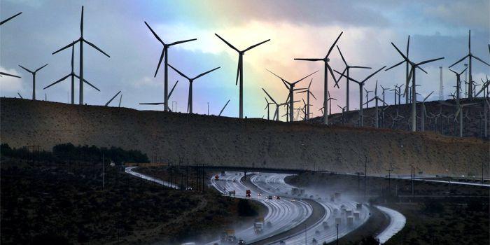 Защита от эрозии лопастей ротора ветряного генератора