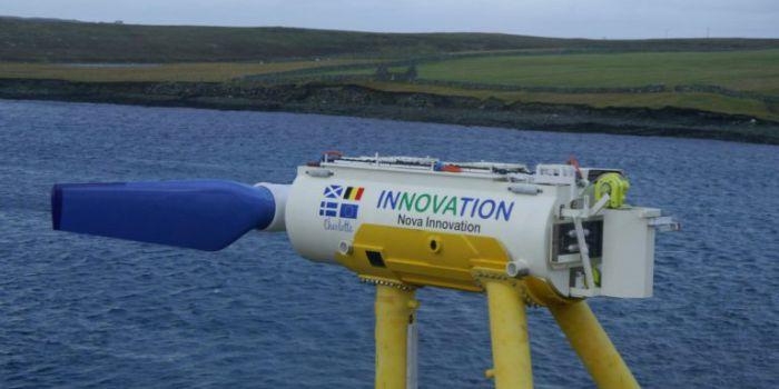 Новый проект в ЕС снизил стоимость энергии приливов