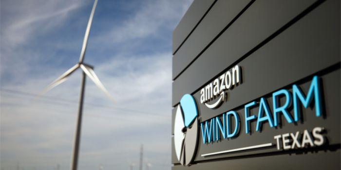 Новые проекты Amazon в области возобновляемой энергии