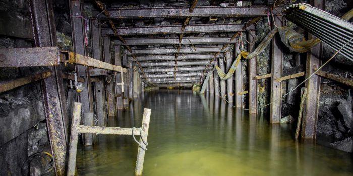Безграничное геотермальное тепло из старых угольных шахт