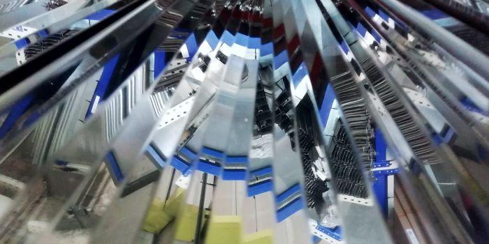 Излучатель инфракрасного обогревателя из зеркальной нержавеющей стали