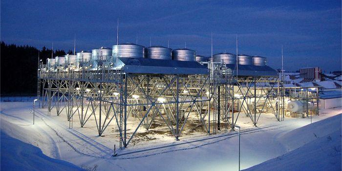 Баварский геотермальный потенциал для энергоснабжения