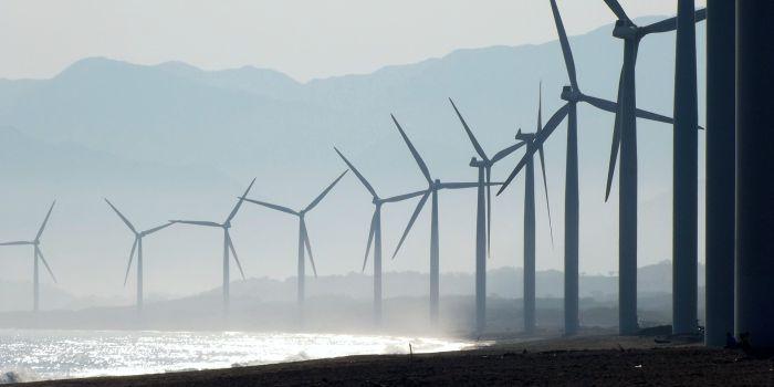Десятикратный рост мировой ветроэнергетики к 2050 году