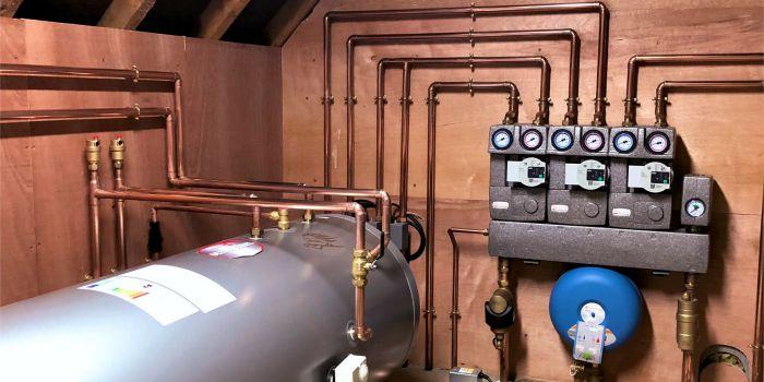 Пути снижения капитальных затрат на систему отопления