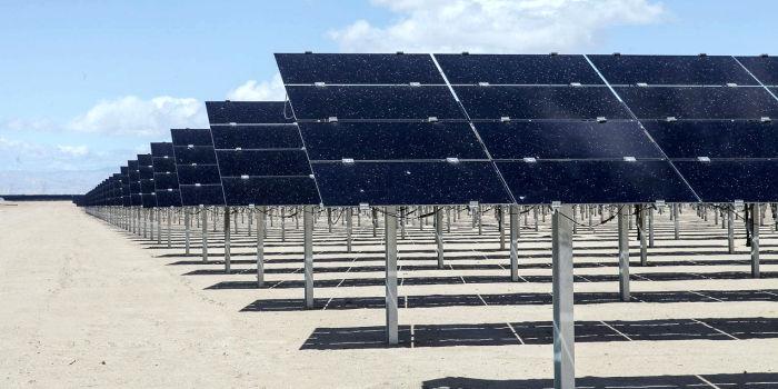 Солнечные панели в Сахаре могут способствовать дождю