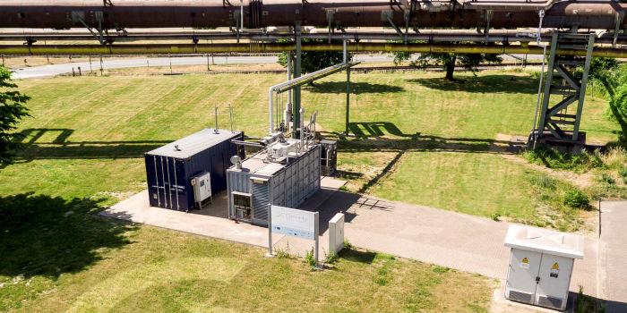 Первый в мире коммерческий высокотемпературный электролиз