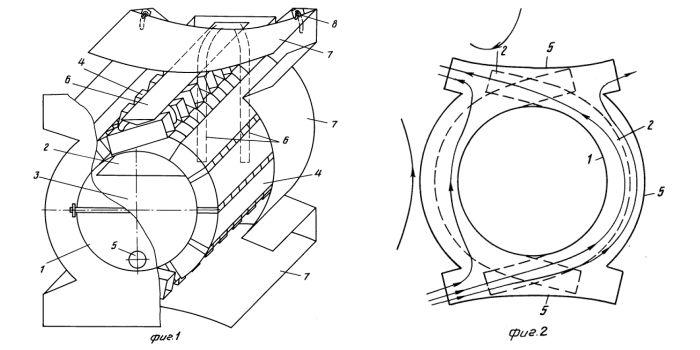 Печь для нагрева воздуха, описание конструкции
