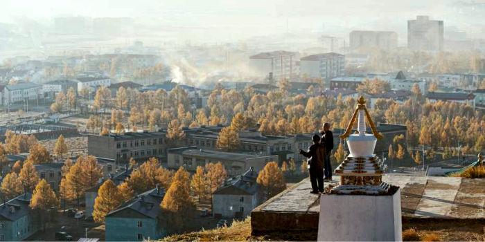 Поиск залежей геотермальной энергии в недрах Монголии