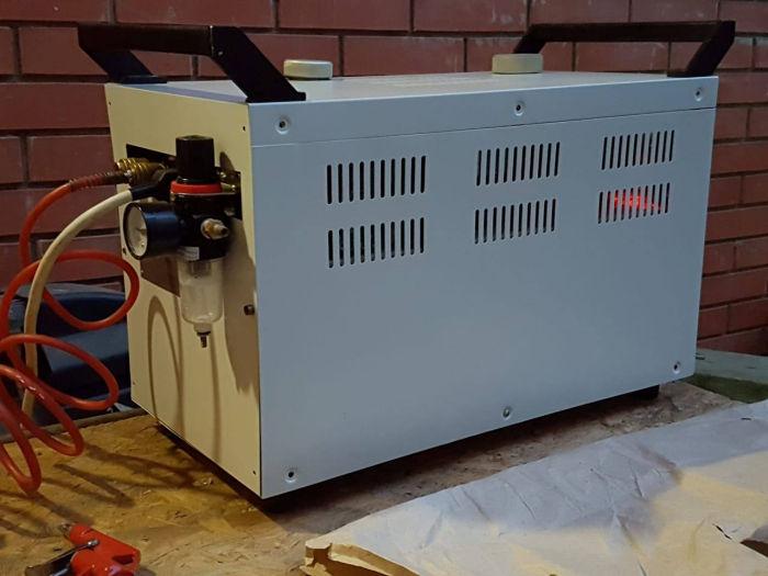 Бытовая установка на 600 литров газа Брауна в час