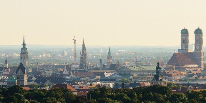 Расширение системы централизованного охлаждения в Мюнхене