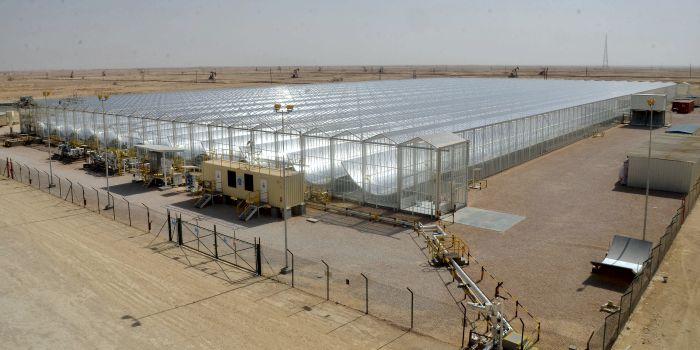 Использование солнечной энергии в процессе добычи нефти