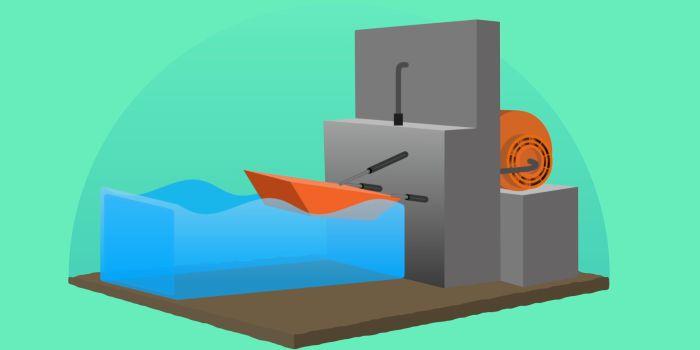 Использование возобновляемой энергии разбивающихся волн