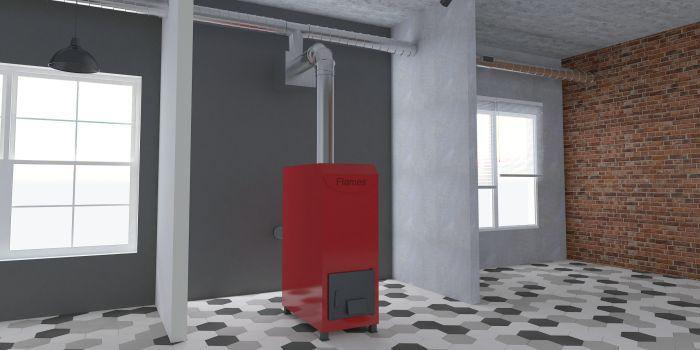 Применение систем воздушного отопления дома