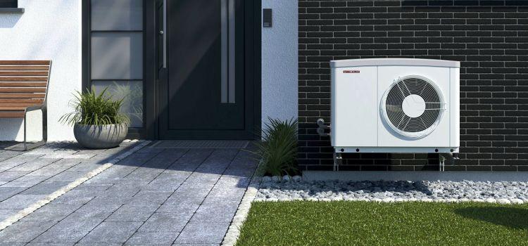 Применение воздушных тепловых насосов для отопления дома