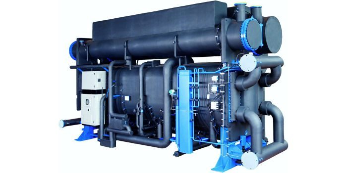Абсорбционные тепловые насосы для систем отопления
