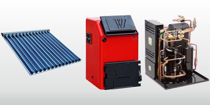 Автономное отопление и теплогенераторы малой мощности