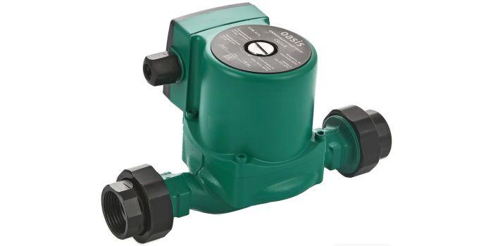 Подбор циркуляционного насоса для водяного отопления