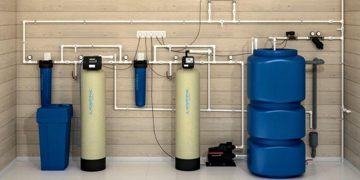 Водоподготовка для котельного оборудования малой мощности