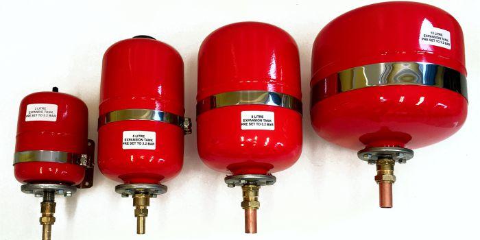 Подбор расширительного бака для водяного отопления