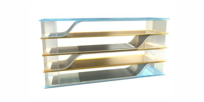 Строение портативного охлаждающего устройства. Предоставлено: Meng et al.