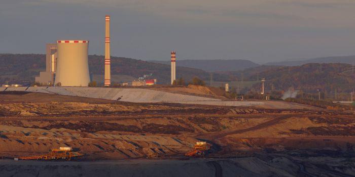 Улавливание и разделение углекислого газа на угольных электростанциях