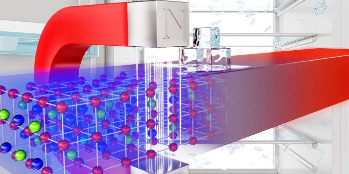 Систематизация магнитокалорических материалов для систем охлаждения