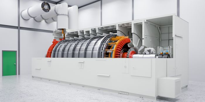 Синхронные конденсаторы для стабилизации электросетей