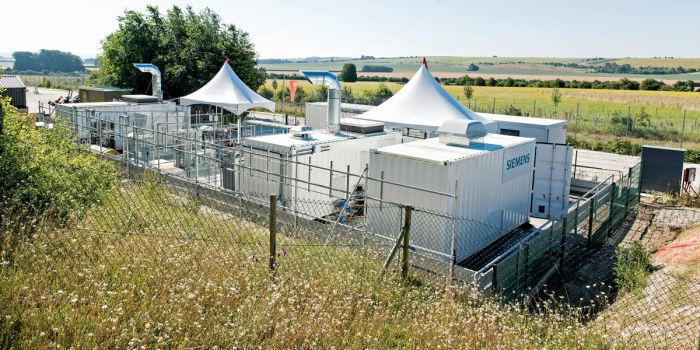 Наиболее перспективные технологии крупномасштабного хранения энергии
