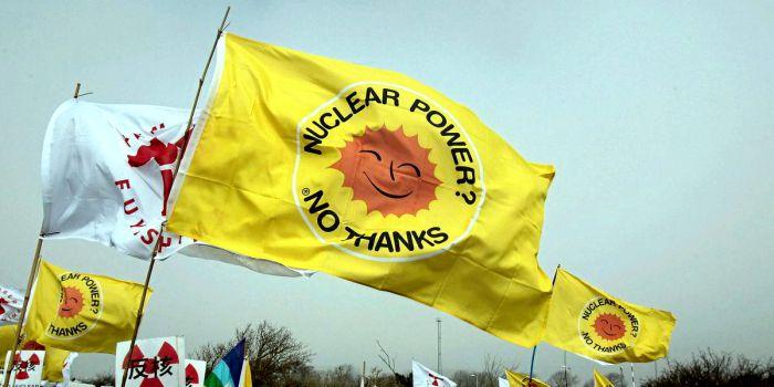 Ветра мало, Великобритания нуждается в ядерной энергии