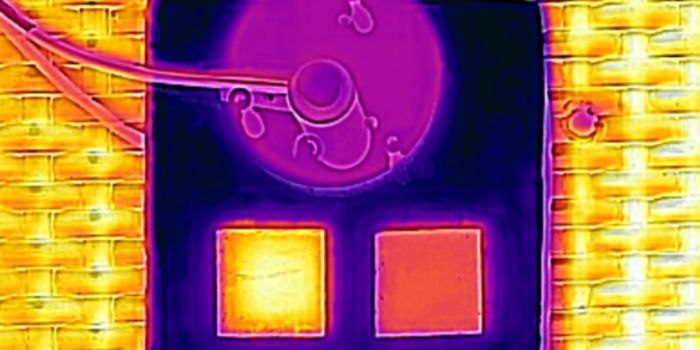 Краска отражает солнечный свет и охлаждает поверхность на 16°C