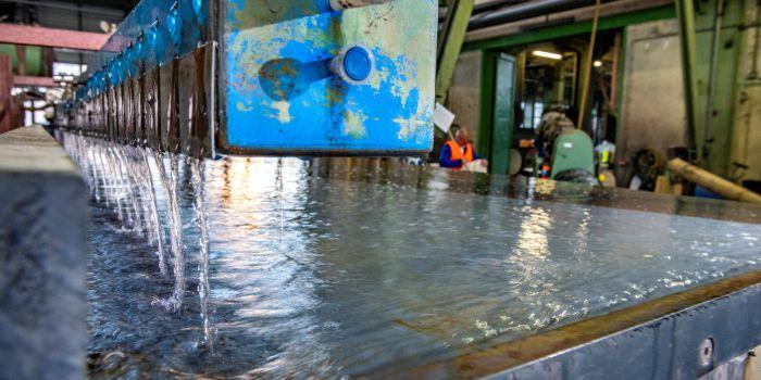 Снижение потребления воды при добыче полезных ископаемых