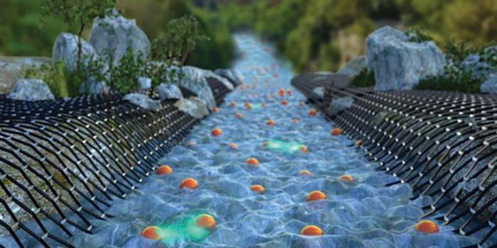 В сверхчистом графене электроны текут, подобно воде