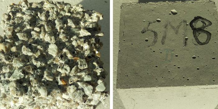 Экологичный бетон против коррозии и жирбергов в канализационных трубах