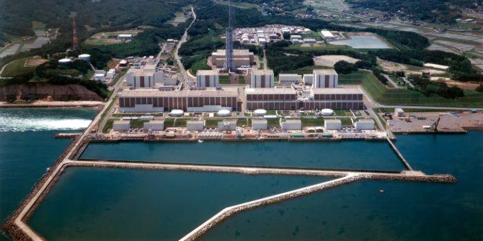 АЭС Фукусима-2 (Фукусима дай-ни). Изображение: Tepco