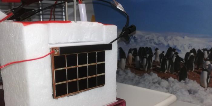 В полярных регионах и на больших высотах производить водород с помощью солнечного излучения, безусловно, имеет смысл. © M. Kölbach/HZB