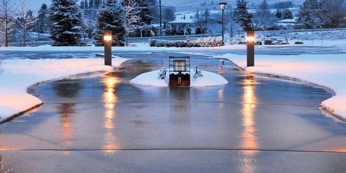 Система снеготаяния | Watts